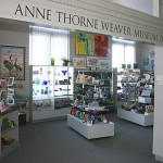 Anne Thorne Weaver Museum Shop entrance.