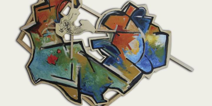 Nebraska Now: Mark Hartman, Paintings