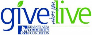 Give Where You Live logo