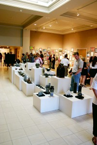 Photo of previous Student Art Show