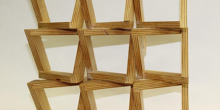 Ronald Watson, Idea of Order: Variety, Baltic birch plywood,