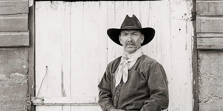 Charles Guildner, Rick Gaudreaux, photograph