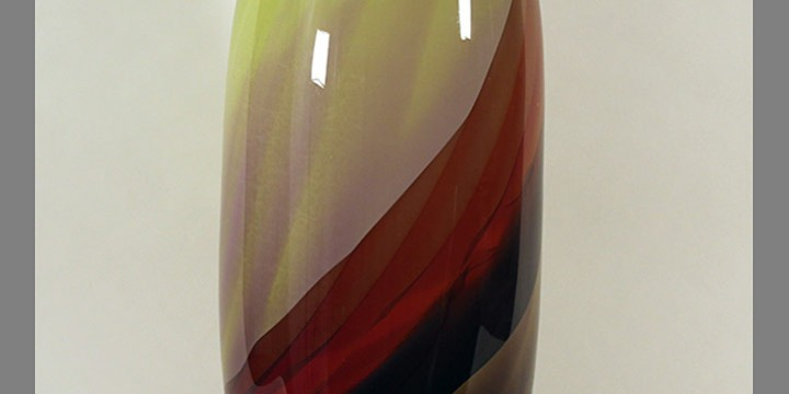 Tom Kreager, Standing Stone, glass