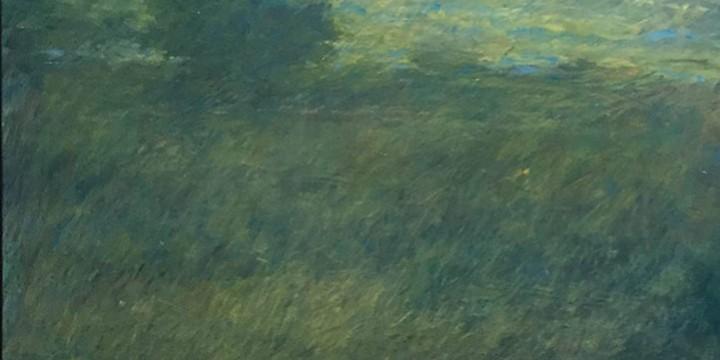 Keith Lowry, Summer, Roadside, oil