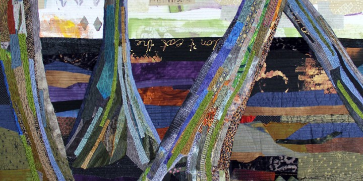 Deeply Rooted: Studio Art Quilt Associates