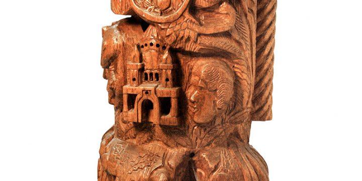 Thiessen & Berggren: Folk Art Creations in Fiber and Wood