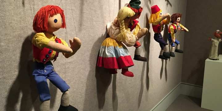 Bil Baird: The Art of Puppetry