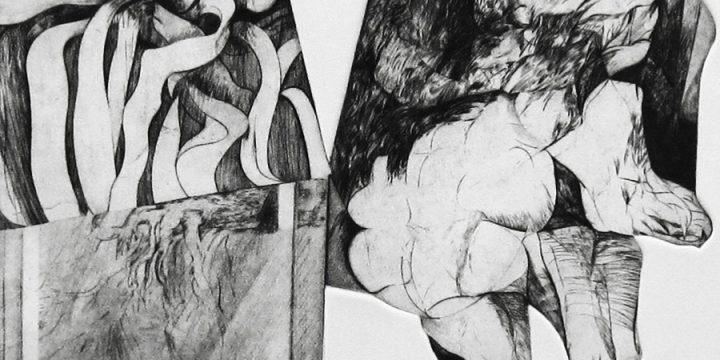 Thomas Coleman, Pluto, Intaglio, 1966