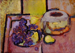 """Pruzzo"" Chilean Grapes by Milton Wolsky, 1978 1978.20_900"