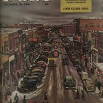 John Falter, The Saturday Evening Post, December 21, 1946, magazine cover, 1946