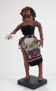 Luther Jones, Rag Sculpture, mixed media, n.d.