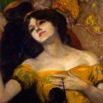 Grant Reynard, Romance #2, pastel, n.d.