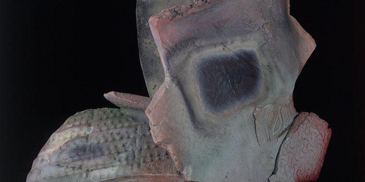 Paul Soldner, Sculpture #9669, Ceramic, c. 1996