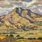 Grant Reynard, West of Denver, oil on canvas, n.d.