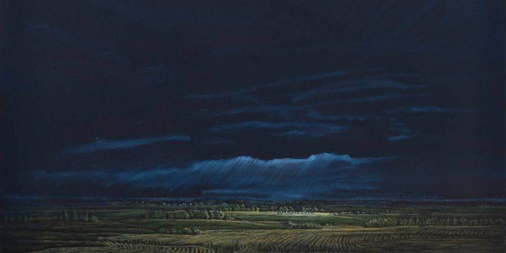 Nebraska Now: Anne Burkholder, Paintings
