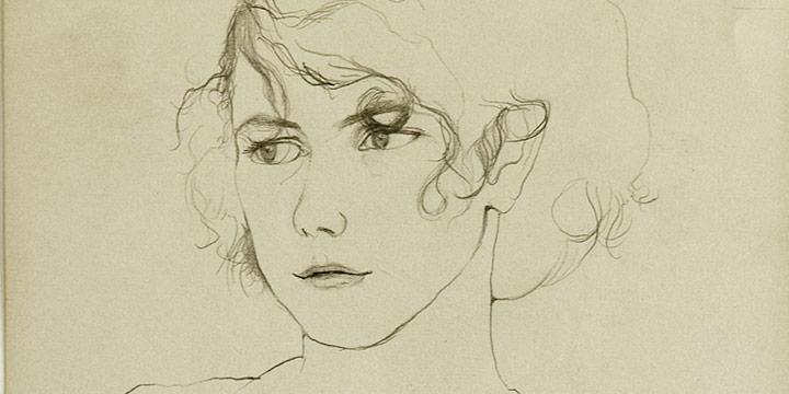 Mary Elizabeth (Emmy) Gifford, Smith, graphite, 1928