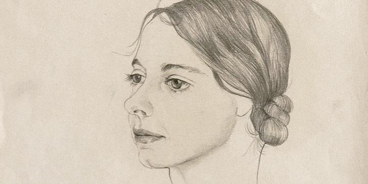 Mary Elizabeth Gifford, Smithy, graphite, 1929