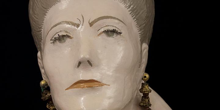 Mary Elizabeth Gifford, Mary Elaine Morsman Hall, polyester resin, epoxy paint, 1932
