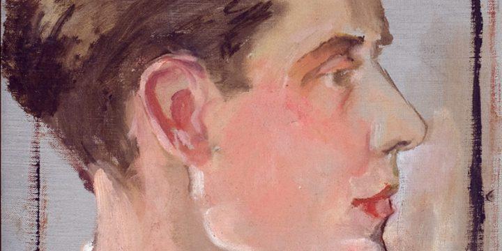 Elizabeth Honor Dolan, Portrait of Clifford W. Schmidt, oil on canvas, c. 1928 -1929