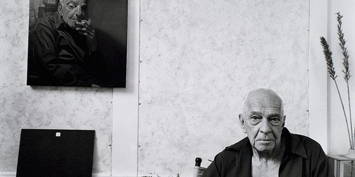 Larry S. Ferguson, Leonard Thiessen, black & white photograph, 1980