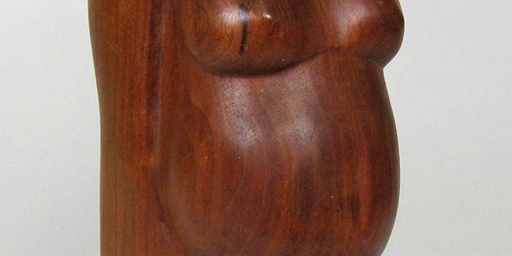 Nick Chiburis, Little Egypt, walnut, n.d.