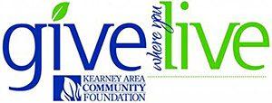 Give Where You Live Kearney logo