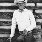 Charles W. Guildner, Walt Vermedahl, black & white photograph, 1993