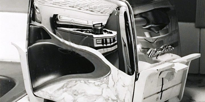 Jeff White, Toaster, 1995, black & white photograph, 1995