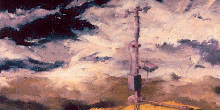 Dan Howard, Soliloquium: VII, oil on linen canvas, 2003