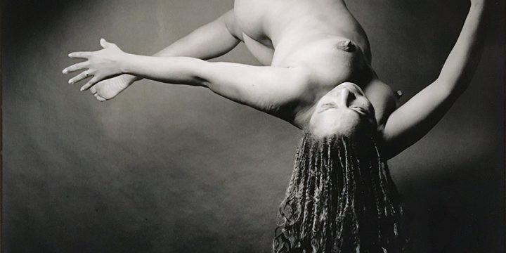 Michael McLoughlin, Mercurial Dreams 112094-2 #8, black & white photograph, 1994