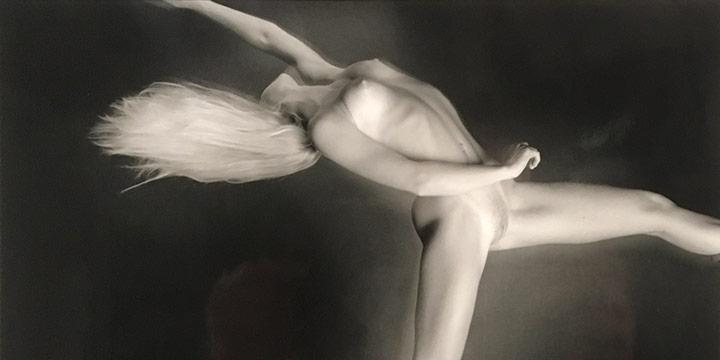 Michael McLoughlin, Mercurial Dreams 91694-2 #10R, black & white photograph, 1994