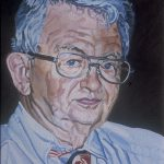 Robert Weaver, Ky Rohman, oil on canvas, n.d.