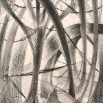 Leonard Thiessen, Jungle, lithograph (A/P), n.d.