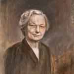 Leonard Thiessen, Mrs. C.A. Swanson, graphite, n.d.