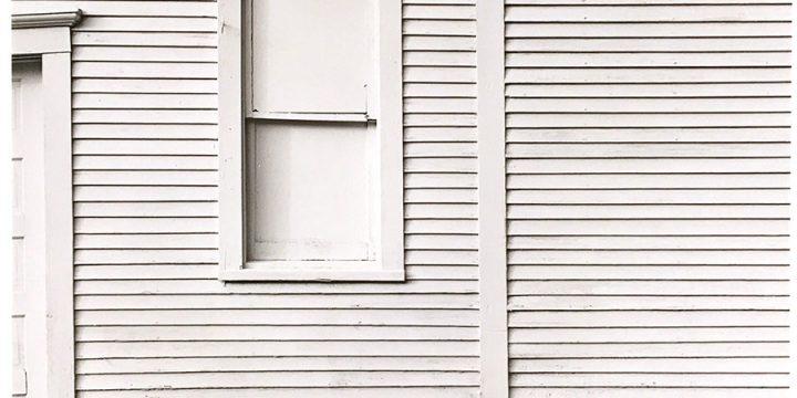 Gary Goldberg, Wall and Window, silver print, 1978