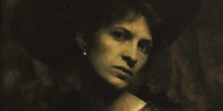 Gertrude Kasebier, Eulabee Dix, platinum print, c. 1907