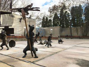 Sculpture Garden Series: Ferguson, Friedman, Kaneko