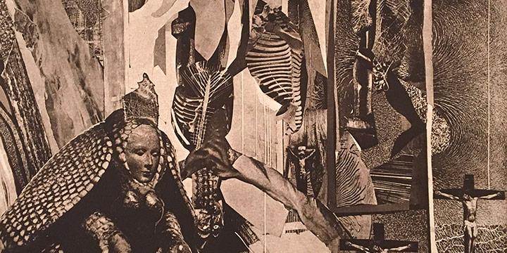 John Talleur, Lady Madonna, intaglio (2/8), n.d.