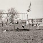 Charles Guildner, Rural Schools of Nebraska: Antelope School, digital print, 2005
