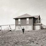 Charles Guildner, Rural Schools of Nebraska: Belmont School, digital print, 2004