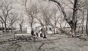Charles Guildner, Rural Schools of Nebraska:Peaceful Plains School, digital print, 2005