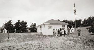 Charles Guildner, Rural Schools of Nebraska: Pleasant Hill School, digital print, 2005