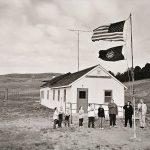 Charles Guildner, Rural Schools of Nebraska: Red Mill School, digital print, 2005
