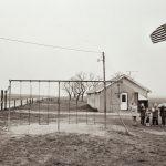 """Charles Guildner, Rural Schools of Nebraska 2: Redmill School, digital photograph, c. 2013, 13 × 19"""""""