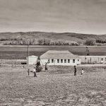 "Charles W. Guildner, Rural Schools of Nebraska 2: Spade School, digital photograph, c. 2013, 13 × 19"""