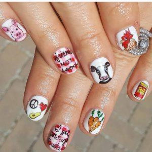 nail art by Imagine Uhlenbrock