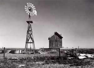 Wright Morris, Abandoned Farmhouse, Western Nebraska, 1941