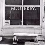 Wright Morris, Millinery Shop, Battle Creek, Nebraska, 1947