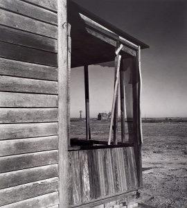 Wright Morris, Porch with Torn Screen, Western Nebraska, ca. 1941