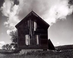 Wright Morris, Abandoned Farmhouse, Near Humphrey, Nebraska, 1947